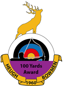100 Yards award