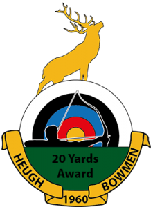 20 Yards award