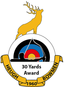 30 Yards award