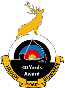 40 Yards award