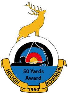 50 Yards award