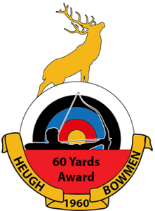60 Yards award