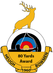 80 Yards award